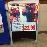 Photo taken at Marshfield Famous Pizza by Robert B. on 8/19/2014