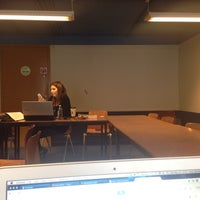 Photo taken at University College Maastricht (UCM) by Ena B. on 3/26/2014