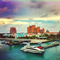 Photo taken at Atlantis Paradise Island by Chris A. on 5/11/2013