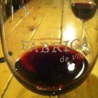 Photo taken at Fabrica De Vino by Emmanouil S. on 4/23/2013