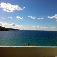 Photo taken at Perrakis Hotel by Emmanouil S. on 4/18/2014