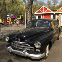 Photo taken at Отечественные ретро автомобили by Pavel 🔊 B. on 4/27/2014