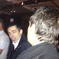 Photo taken at Vertu Bar by Chris H. on 10/19/2012