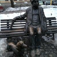 Снимок сделан в Площадь Ивана Франко пользователем Vova E. 3/1/2013