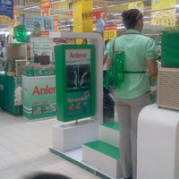 Photo taken at Carrefour by Ian A E. on 12/29/2012