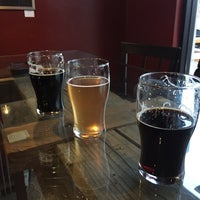 Photo taken at Flying Lion Brewing by Joe on 12/31/2016