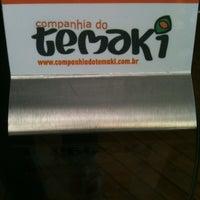 Foto tirada no(a) Companhia do Temaki por KimKat em 3/2/2013