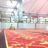 Photo taken at Masjid Raya Al-Musyawarah by Dwi R. on 3/11/2017