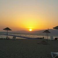 Photo taken at Denetko Plajı by Derya U. on 8/20/2016