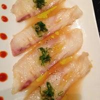 Photo taken at Starfish Sushi by Urvi B. on 2/3/2013