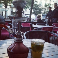 Photo taken at le temple shisha by Khaled M. on 10/11/2014