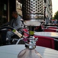 Photo taken at le temple shisha by Khaled M. on 6/15/2014
