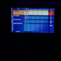 Photo taken at Bowling Show by Жанна К. on 12/12/2013