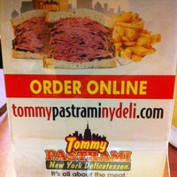 Photo taken at Tommy Pastrami by Lula C. on 1/4/2013