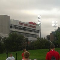 Photo taken at Stony Brook University by JAE M. on 9/22/2012