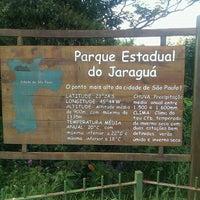 Photo taken at Parque Estadual do Jaraguá by Marta L. on 3/4/2013