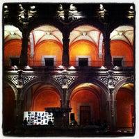 Photo taken at Museo de Arte de Queretaro by Andrea G. O. on 11/28/2012