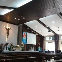 Photo taken at Gereja Santa Anna by Spring S. on 11/5/2017