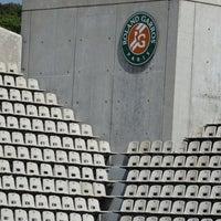Photo prise au Stade Roland Garros par Nic M. le6/7/2013