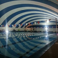 Photo taken at Aquatic Center of Central Georgia by Breeze 🍺 on 11/19/2012