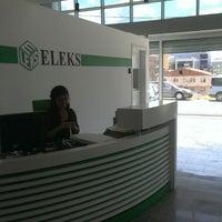 7/29/2013 tarihinde Murat E.ziyaretçi tarafından Eleks Elektrik Elektronik Sistemleri San ve Tic Ltd Şti'de çekilen fotoğraf