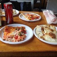 Photo taken at Panificio Bar Tossini by Giulia on 9/14/2014