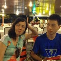 Photo taken at Saigon Boat by Tjio Bambang B. on 8/15/2013