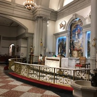 Photo taken at Church of Saint Agnes by Vinnie C. on 8/20/2017