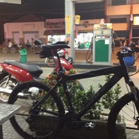 Photo taken at Auto Posto Dom Alipio (BR) by Rafael L. on 12/12/2012