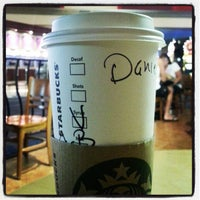 Photo taken at Starbucks by Dan L. on 5/25/2013