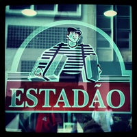 Photo taken at Estadão Bar & Lanches by Rafael C. on 3/26/2013