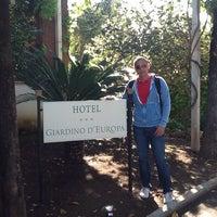 Foto scattata a Hotel Giardino d'Europa da Claudio H M. il 4/21/2014