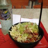 Photo taken at Sipote Burrito by Fabio A. on 11/23/2012