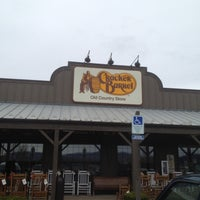 Photo taken at Cracker Barrel Old Country Store by Claire R. on 3/24/2012
