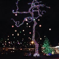 photo taken at sparkle balls christmas lights by noelle on 12282013 - Sparkling Christmas Lights