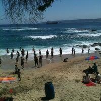 Photo taken at Playa Las Conchitas by Claudio R. on 2/11/2013