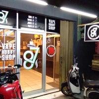... Photo taken at 87 Vape & Hobby Shop by Julis D. on ...