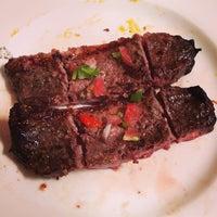 Photo taken at Brasil Steak House (巴犀烧烤餐厅) by Robinsky Z. on 10/1/2013