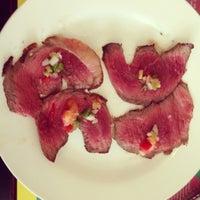 Photo taken at Brasil Steak House (巴犀烧烤餐厅) by Robinsky Z. on 11/17/2013