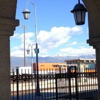 Photo taken at Metrolink San Bernardino Station by Krissy L. on 1/11/2013