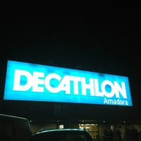 Photo taken at Decathlon by Alfredo F. on 2/7/2013