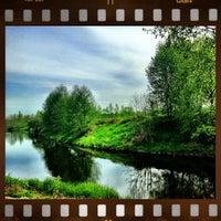 Photo taken at Sammamish River Trail by debra11 on 4/26/2013
