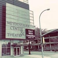 Photo taken at Meydenbauer Theatre by debra11 on 1/7/2016