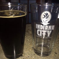 Photo taken at Indiana City Brewing Co by Steve G. on 11/10/2013