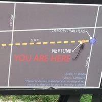Photo taken at Neptune @ Pennsy Trail by Steve G. on 5/9/2014