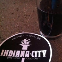 Photo taken at Indiana City Brewing Co by Steve G. on 7/13/2013