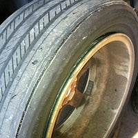 Photo taken at Quality Tire by Marilyn F. on 11/6/2012