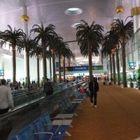 Photo taken at Dubai International Airport (DXB) by Marcos C. on 6/16/2013