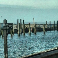 Photo taken at Leonardo State Marina by Leslie C. on 4/7/2013