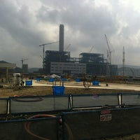 Photo taken at Mong Duong Power Plant Site by Jaegoo L. on 5/26/2013